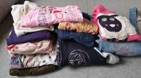 Girls Bundle Of Clothes Age 4-5 years £5 for all!