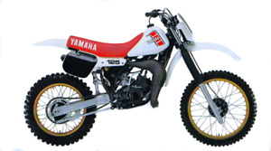 Looking for 1982 Yamaha YZ125 Fuel Tank