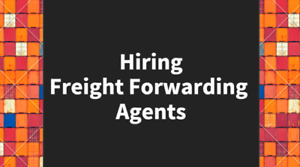 Freight Forwarding Sales Agents