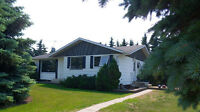 Beautiful acreage close to the city of Melfort!