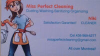 Miss Perfect Cleaning