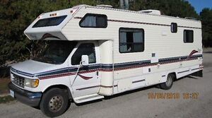Great model - RV Ford Royal 28ft  1995 As Is
