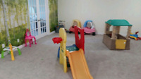 Home day care_Just 25 $ a day....