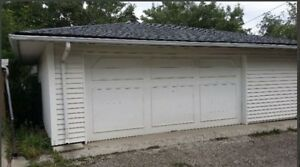 Double Garage for rent close to Chinook and Down Town/Elboya
