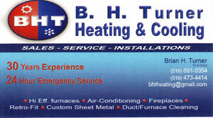 96% 2 STAGE VARIABLE HI EFF. GAS FURNACE STARTING $2,499 INSTALL London Ontario image 3