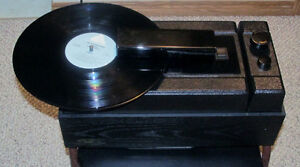 Vinyl   record cleaning service by  Nitty  Gritty  Pro  Machine
