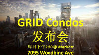 Grid Condos: Conference ( Sunday / May 24 , 2:30PM @ Marriott )