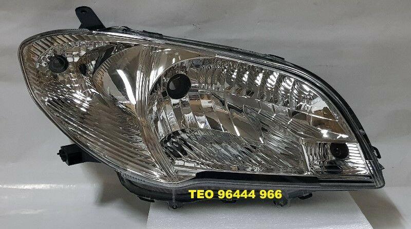 Toyota Vios '2006-2007 NCP42 Head Lamp / Head Light (New)