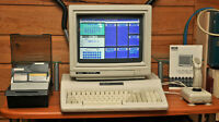 Ordinateur Tandy 1000 EX