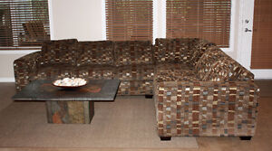 3 Piece Sectional For Sale = REDUCED