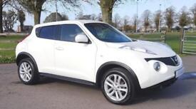 2013 13 Nissan Juke 1.6 Tekna CVT with Navigation