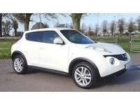 2013 13 Nissan Juke 1.6 Tekna CVT with Navigation