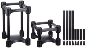 IsoAcoustics ISO-L8R155 Home and Studio Speaker Stands NEW