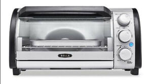 NEW - Toaster Oven - Stainless Steel