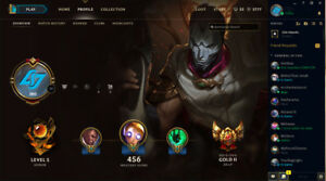 [INCREDIBLE DEAL] League of Legends Account (Honor 5, High ELO)