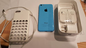 iPhone 5C 8GB Blue - Rogers