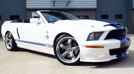 2008 Ford Mustang 5.4 V8 Supercharged GT500 Shelby Super Snake Spec!