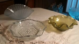 Three Antique Dishes