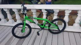 Bmx Bike 'X-rated Flair'