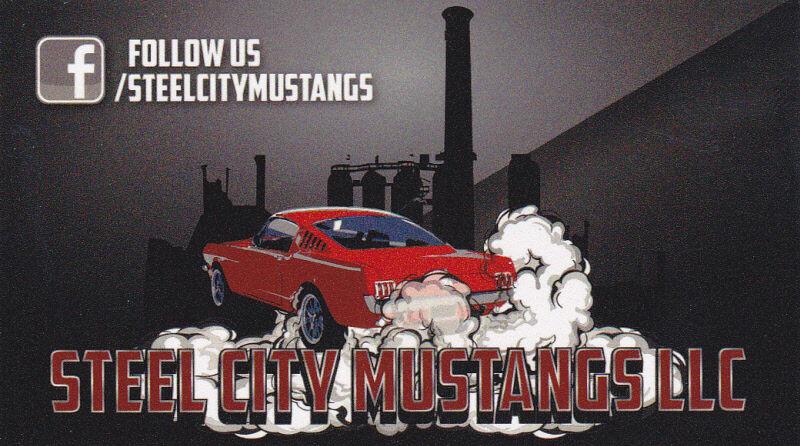 Steel City Mustangs LLC