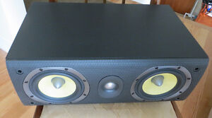 B&W LCR600 S3 Center Speaker - MINT!