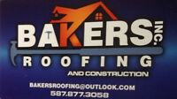 Looking for roofers and labourers  (male)