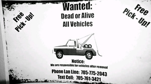 S&T Recycling- FREE vehicle removal!