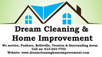 Dream Cleaning and Home Improvement