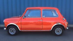 1978 Mini 1000 CLASSIC MINI