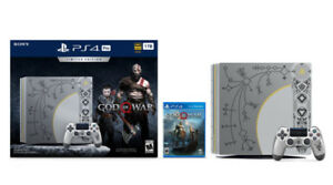 God of War Limited Edition Playstation 4 [PS4] Pro Console