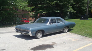 1968 Chevy Biscayne