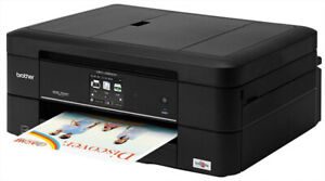 MFC(Touchscreen)/Wireless Colour Printer/Copier/Scanner/Fax