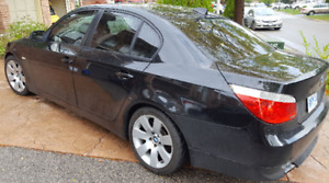 2007 BMW 5-Series Sedan Serious buyers only