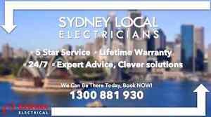 24 Hour Electricians. Maintenance / Commercial / Domestic Parramatta Parramatta Area Preview