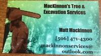 M.M Tree & Excavation  services