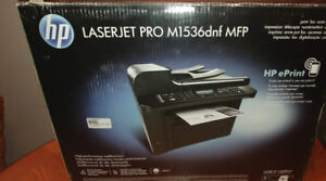 LASERJET PRO M1536dnf Multifunction New