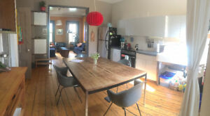Gorgeous, furnished flat in hip North End for short-term
