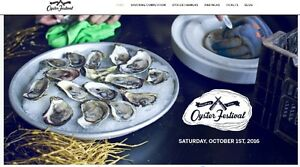 """""""Halifax Oyster Festival"""" 2 Tickets 2-5PM Session 1st October"""