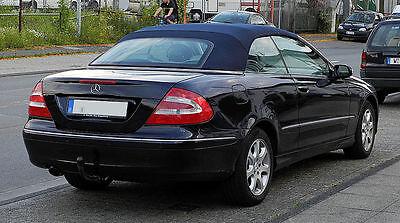 Verdeck für Mercedes CLK 209 Cabrio, CLK W209 online kaufen