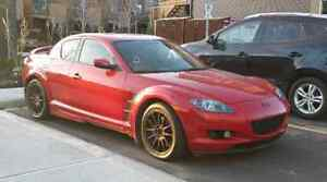 2006 Mazda RX8 *Starts but does not drive*