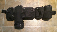 Think Tank Modular Photo Belt Set w/large belt - Canon Nikon