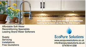 Reconditioned Non Electric Block Salt Water Softeners Specialist