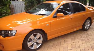 2007 Ford Falcon Sedan Kewarra Beach Cairns City Preview