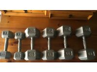 Cast Iron Weights