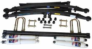 '06-11 Ford Ranger / Mazda BT50 BlueMax Heavy Duty Lift Kit Northgate Brisbane North East Preview