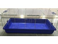 *Reduced price!* Rabbit guinea-pig small pet indoor cage optional FREE litter tray & bowls