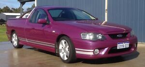2006 Ford Falcon BF XR6 ute Brookdale Armadale Area Preview