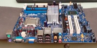 Intel D945GPM socket 775 D21427-106 DESKTOP BOARD E210882 CPU SL729