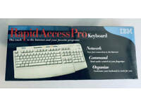 IBM 09N5542 Rapid Access Pro Keyboard