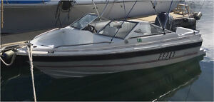 Bayliner Bowrider 16.5ft  60hp 4stroke North Beach Stirling Area Preview